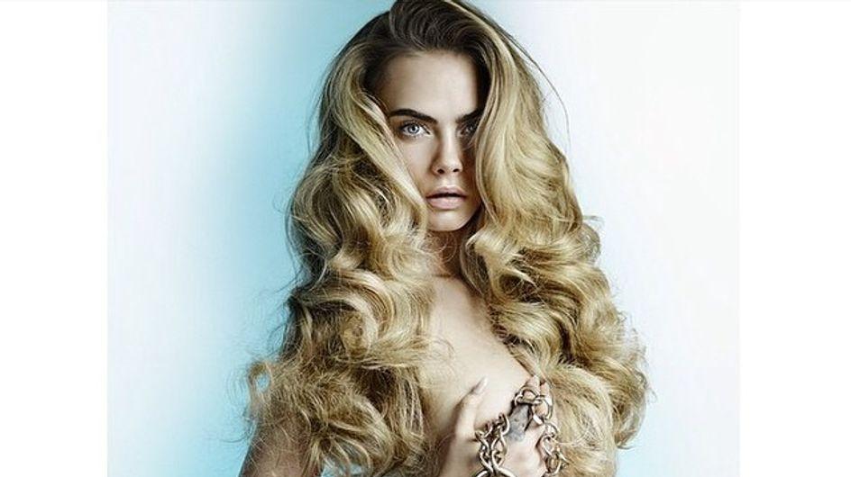 Cara Delevingne : Totalement nue pour Allure Magazine (Photos)