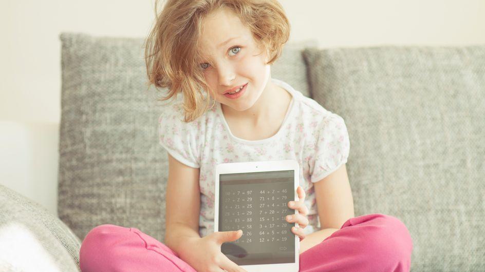 È nato EdiTouch, il tablet per bambini che soffrono di dislessia