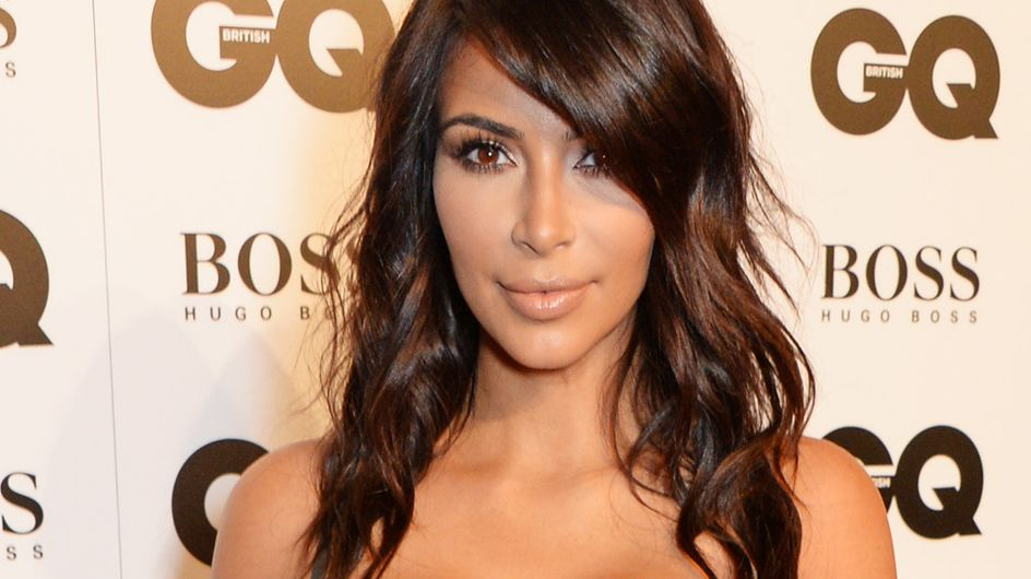 Kim Kardashian : Avec North aux défilés de la Fashion Week parisienne (Photo)
