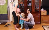 Willkommen kleine Mila! Das Zeitraffer-Video einer Schwangerschaft - so süß!