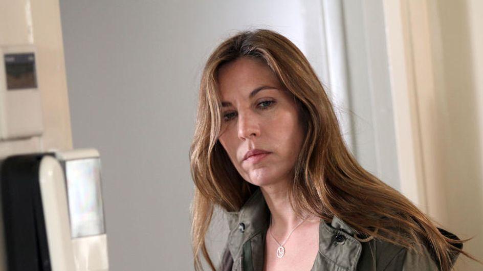 """Mathilde Seigner : L'actrice hospitalisée d'urgence """"va bien"""""""
