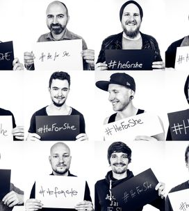 The New Faces Of Feminism: The SoFeminine Men Behind The HeForShe Campaign