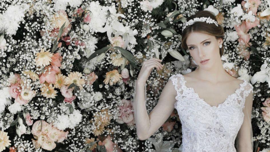 Os vestidos de noiva mais lindos para 2015