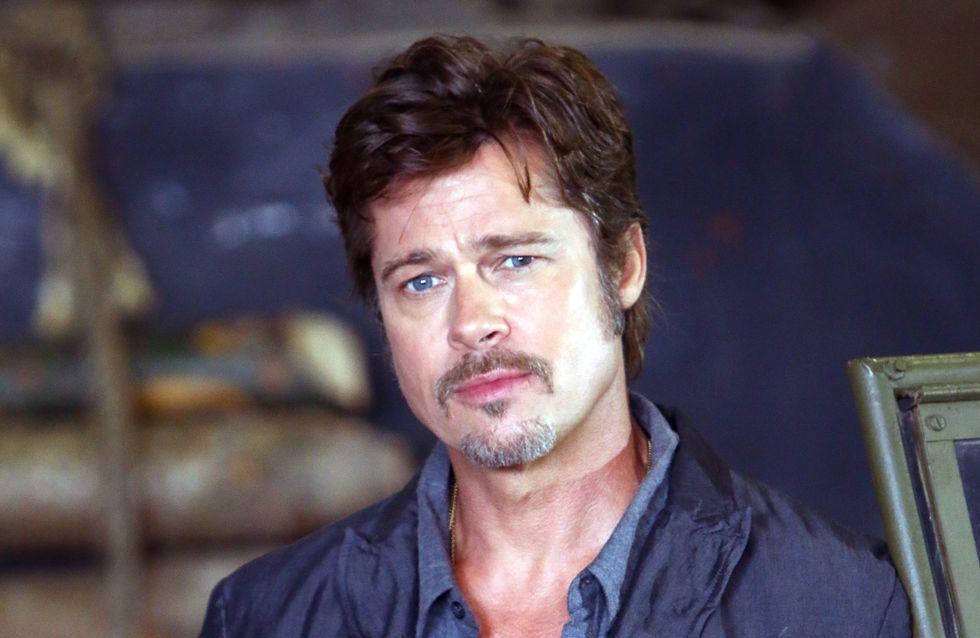 Brad Pitt war schon früh ein Frauenheld