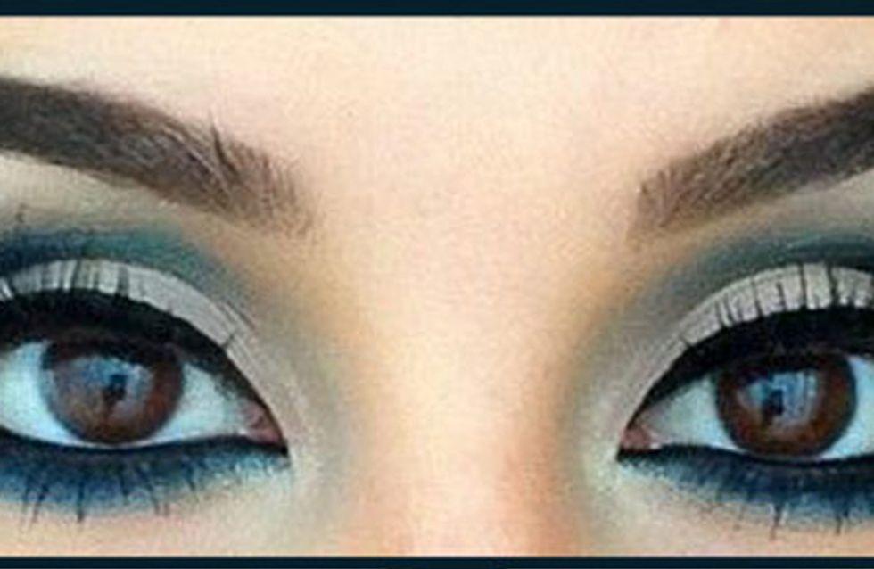 Hoe maak je je ogen op?
