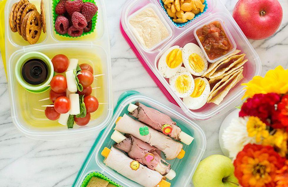 5 lunch boxes qui vont égayer votre déjeuner