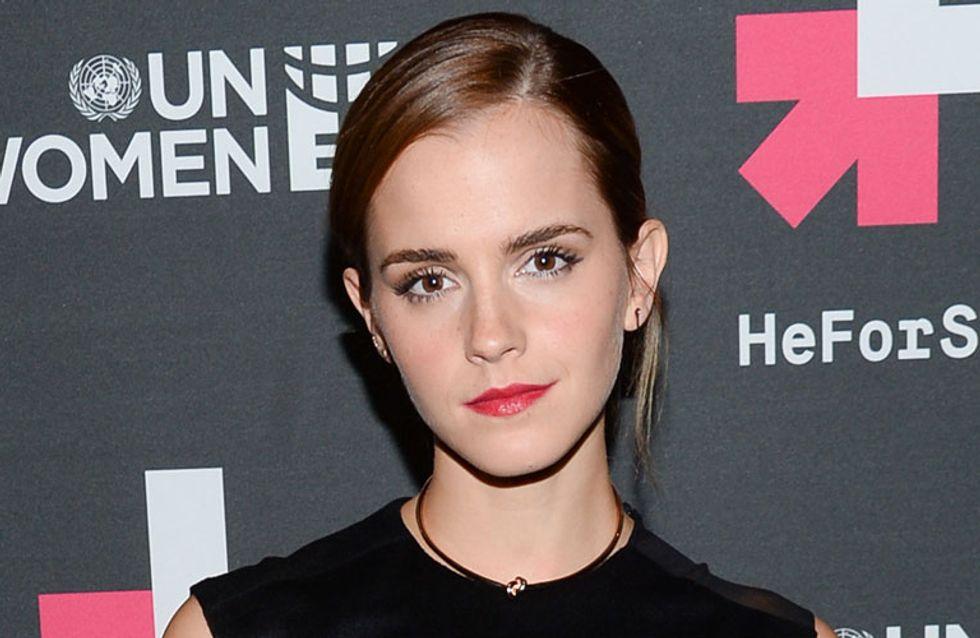 Los famosos se unen a #HeForShe, la campaña social impulsada por Emma Watson