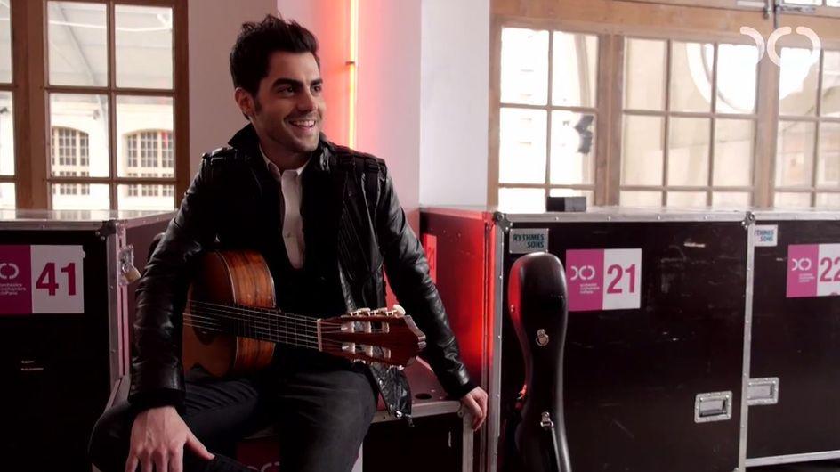 Miloš : suivez le guitariste au Théâtre des Champs-Elysées (vidéo exclu)