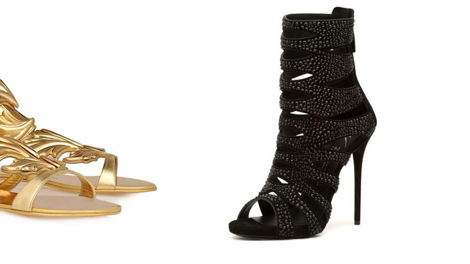 Giuseppe Zanotti festeggia 20 anni di provocazioni con una collezione di scarpe sexy. Scoprile tutte!