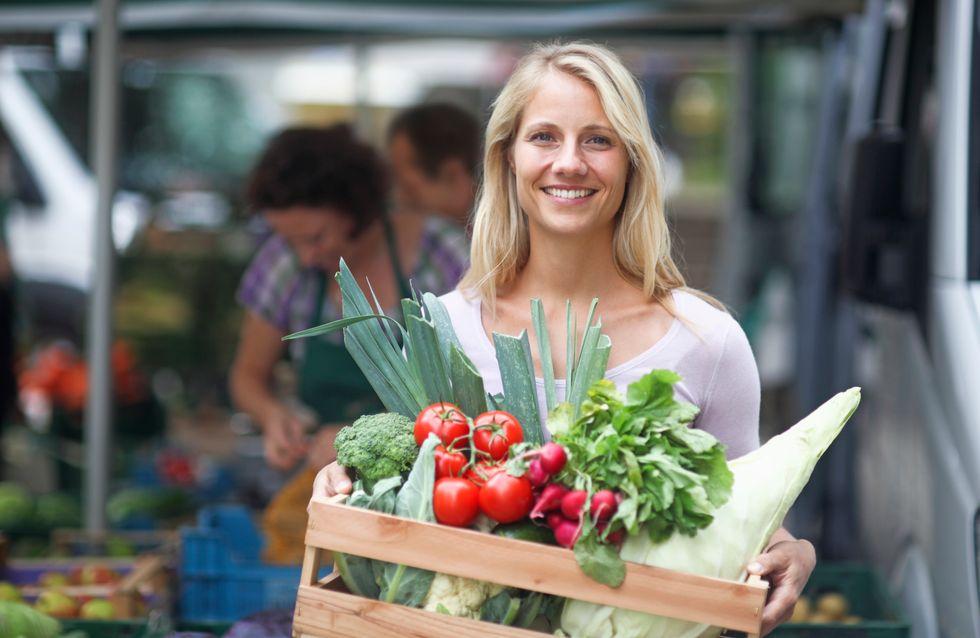 Manger des fruits et légumes : Un remède contre la déprime