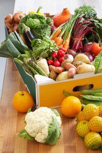 Manger des fruits et des légumes serait bon pour le moral