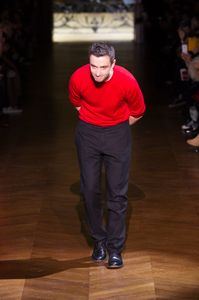 Guillaume Henry quitte Carven