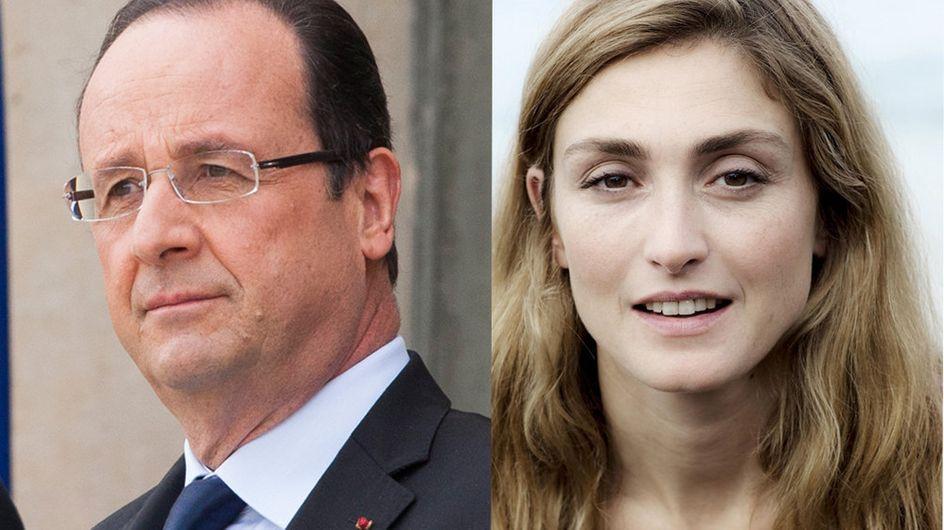 François Hollande et Julie Gayet seraient toujours en couple