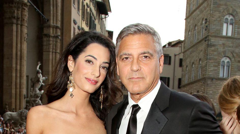 George Clooney et Amal Alamuddin se sont mariés !