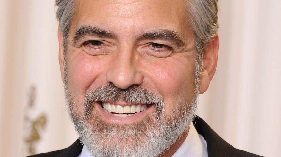 George Clooney: Hochzeit ganz in Weiß