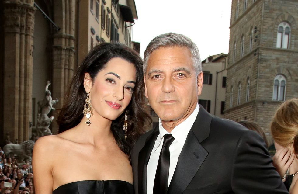 George Clooney And Amal Alamuddin Finally Get Hitched: Women Everywhere In Mourning