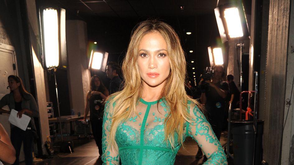 Jennifer Lopez, victime d'un accident de voiture avec ses enfants