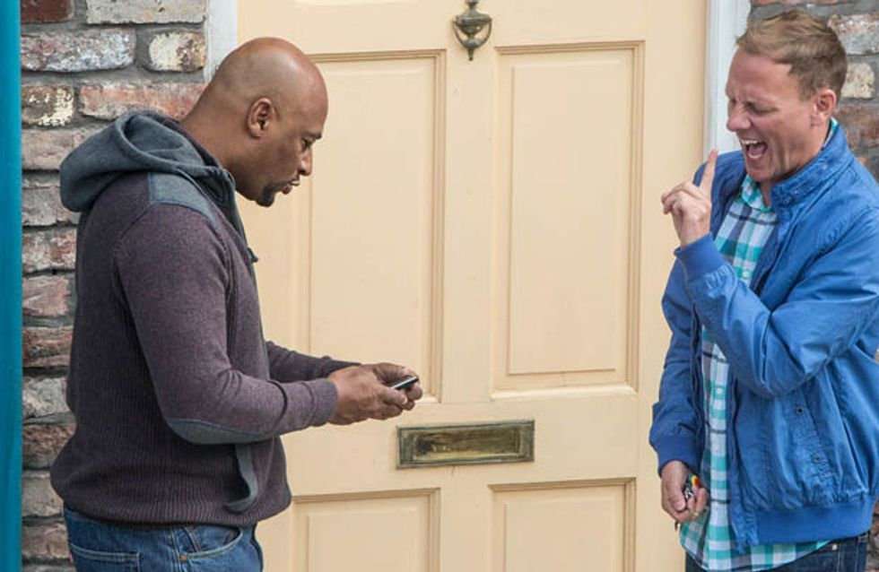 Coronation Street 06/10 – Tony's suspicions about Liz begin to mount