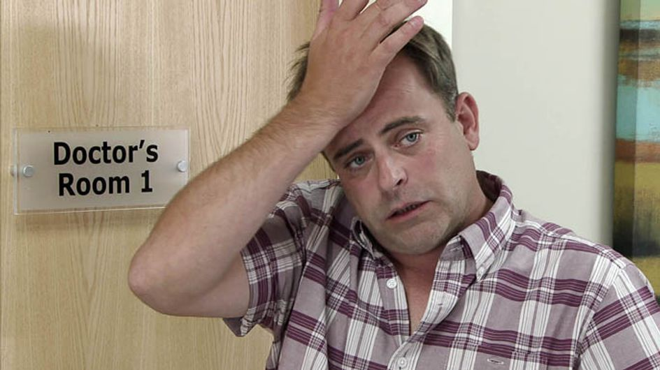 Coronation Street 10/10 – Steve makes a mountain out of a mole