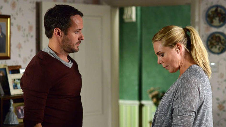Eastenders 09/10 – Mick is worried about Linda