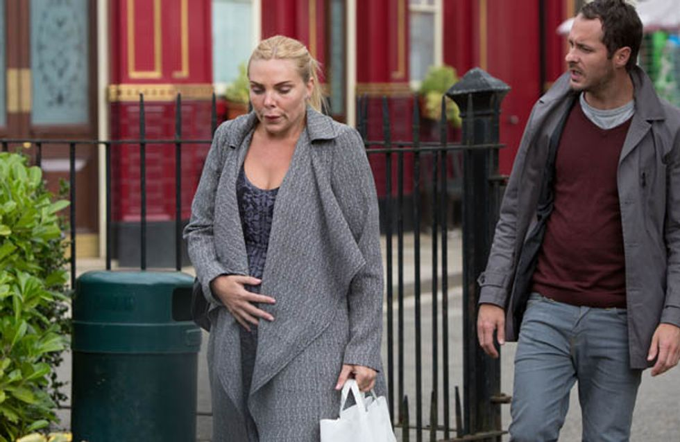Eastenders 07/10 – Linda faces the toughest time of her life