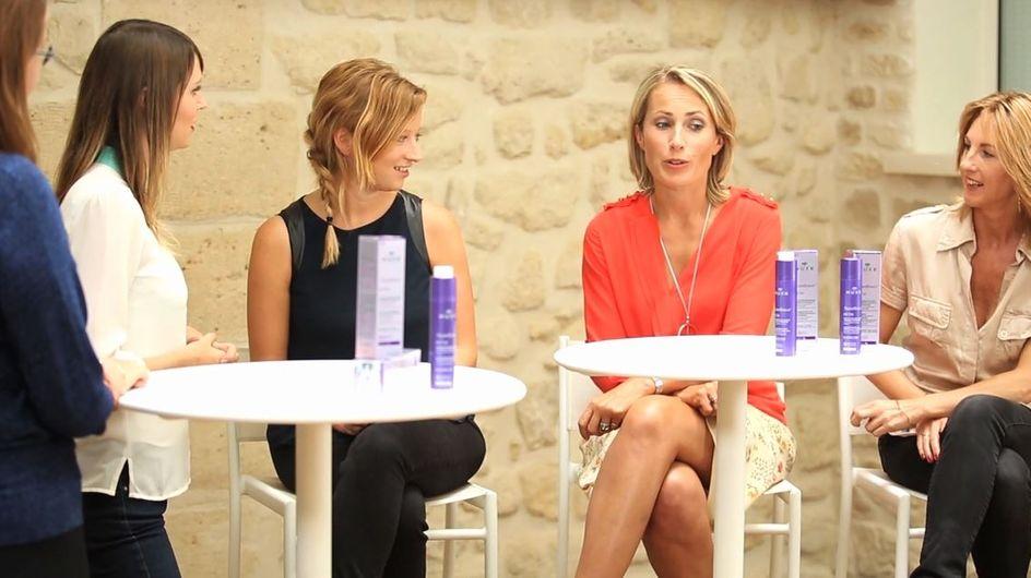 Vidéo : Un réveil parfait avec Nuxellence Détox de Nuxe