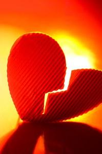 Un coeur brisé