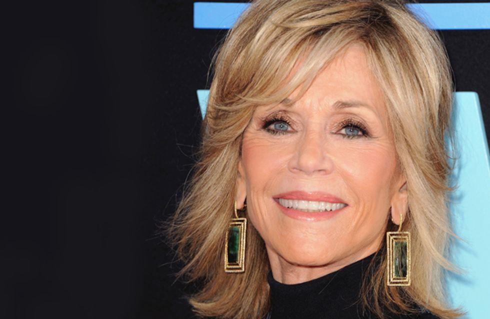 """""""Wenn Männer im Haushalt helfen, ist der Sex besser!"""" Jane Fonda im Interview"""
