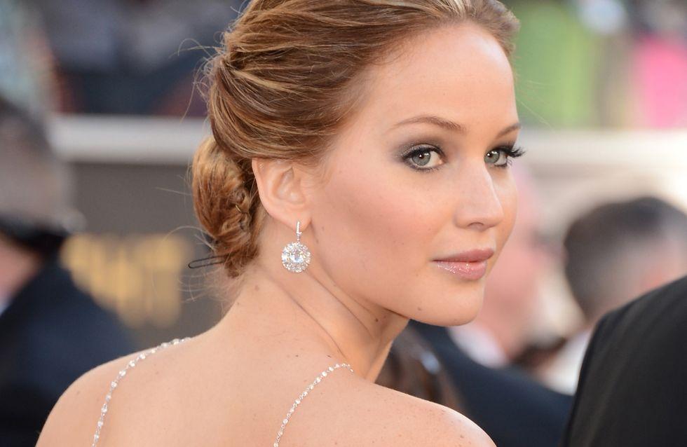 Jennifer Lawrence : De nouvelles photos dénudées dévoilées