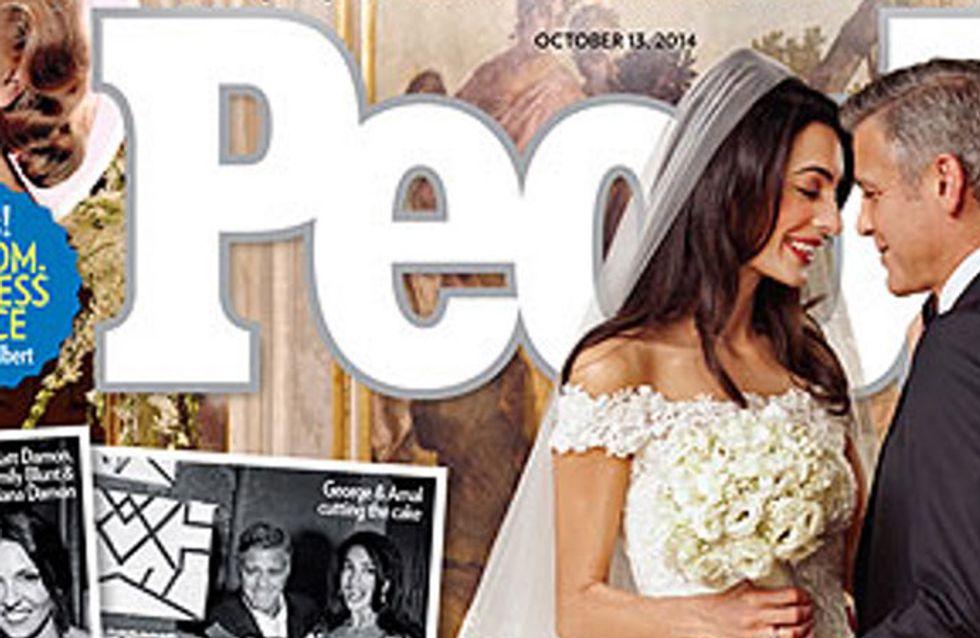 Matrimonio Clooney-Alamuddin: ecco l'abito indossato da Amal!