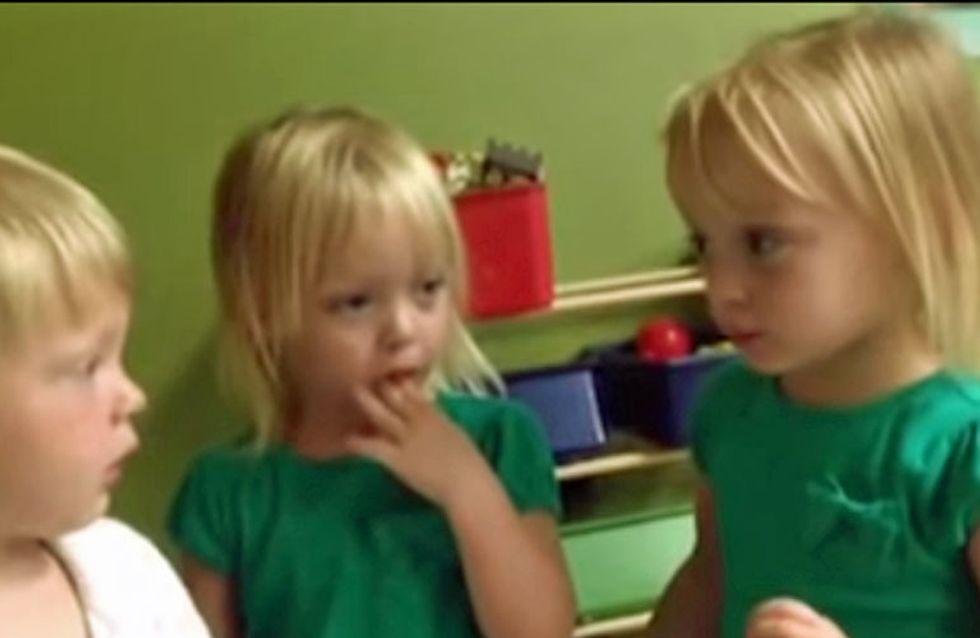 ¿Llueve o chispea? La divertida discusión entre niños que se ha hecho viral