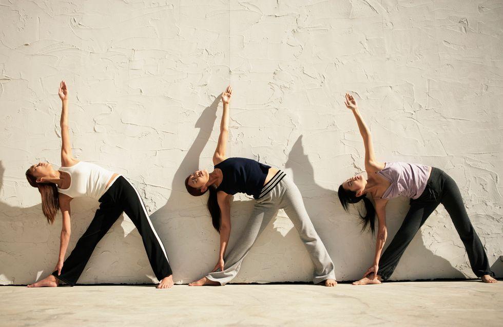 Chassez les idées reçues et mettez-vous au yoga, vous allez devenir fana !
