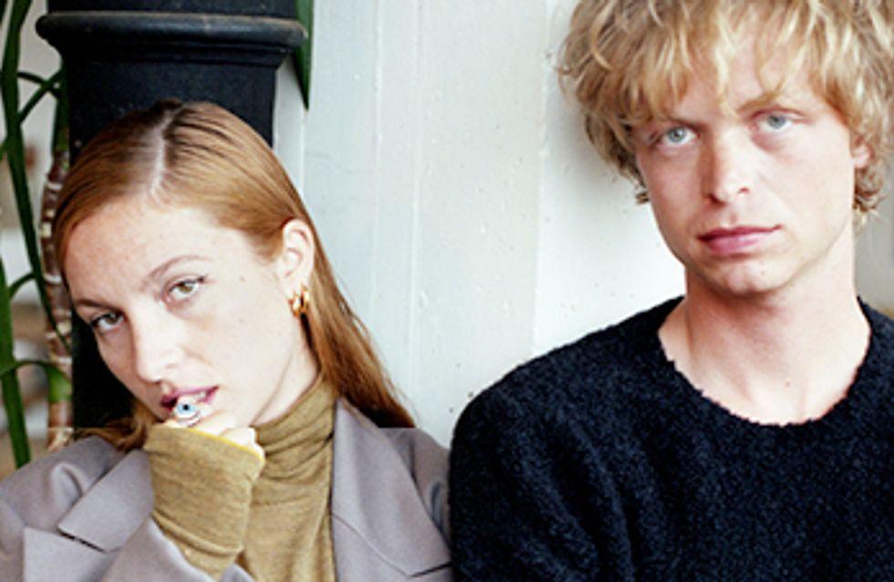 #WTF Paul Smith accueille Alexandre et Joséphine de La Baume en session live dans sa boutique à Paris