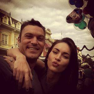 Brian Austin Green et Megan Fox