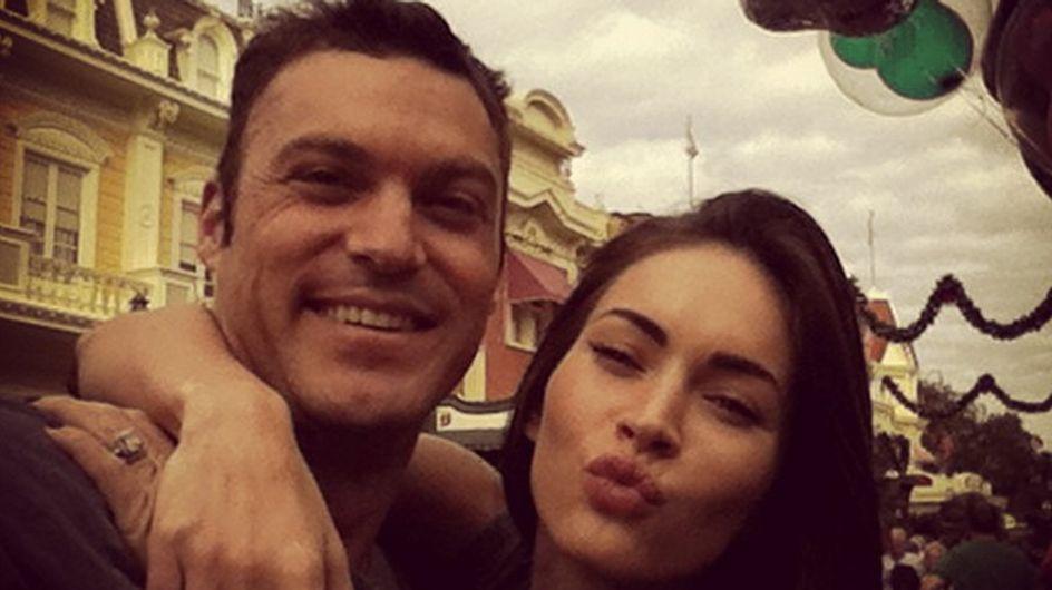 Megan Fox et Brian Austin Green dévoilent leurs adorables photos de famille