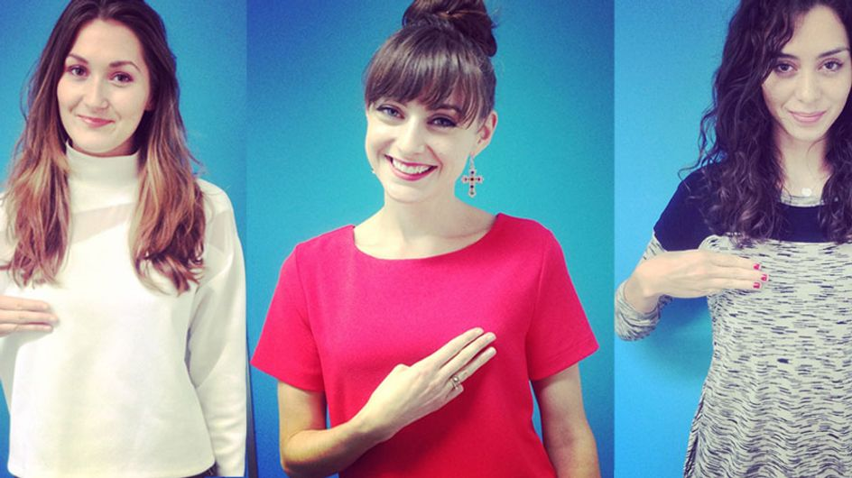 Do You Know Your Normal? Be Breast Aware With A #CHECKYOURSELFIE