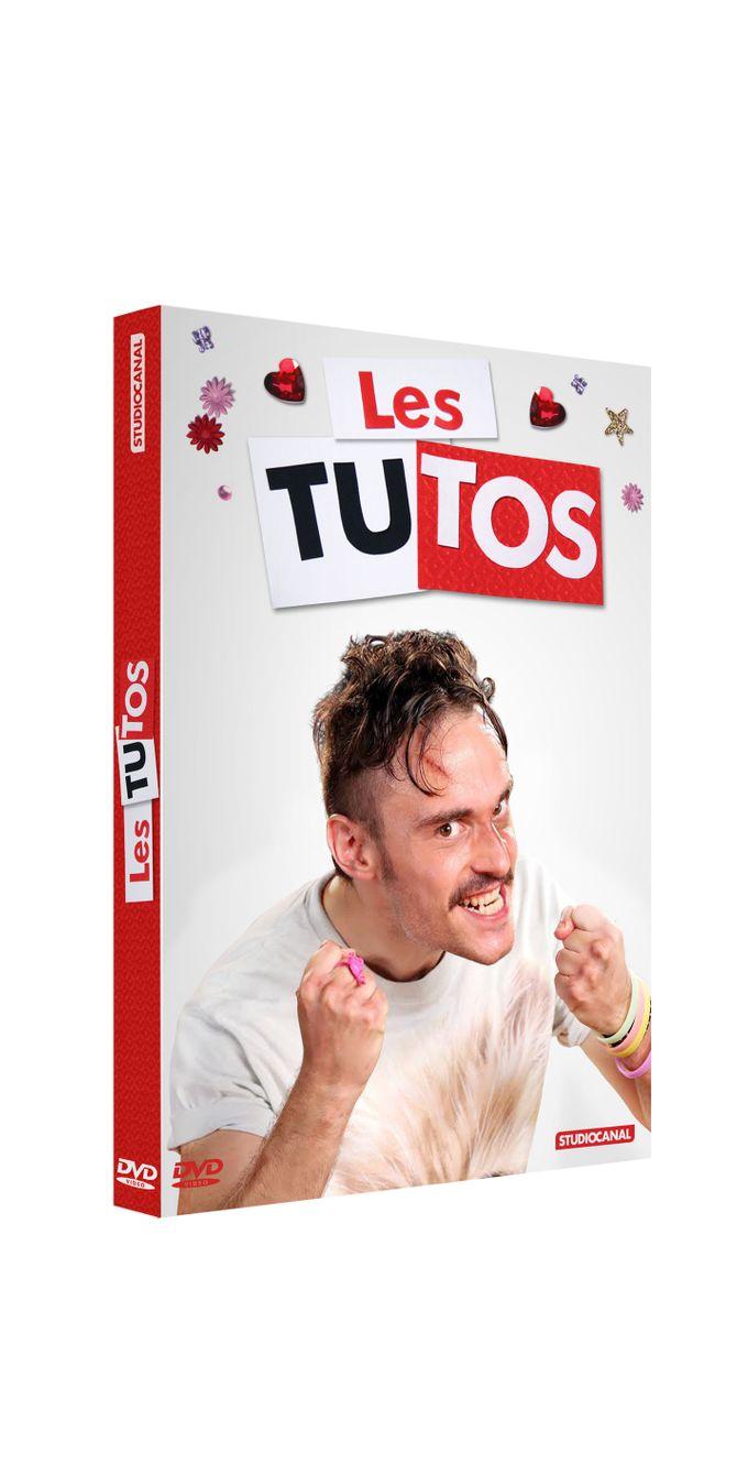 Les tutos, dvd de Jérôme Niel