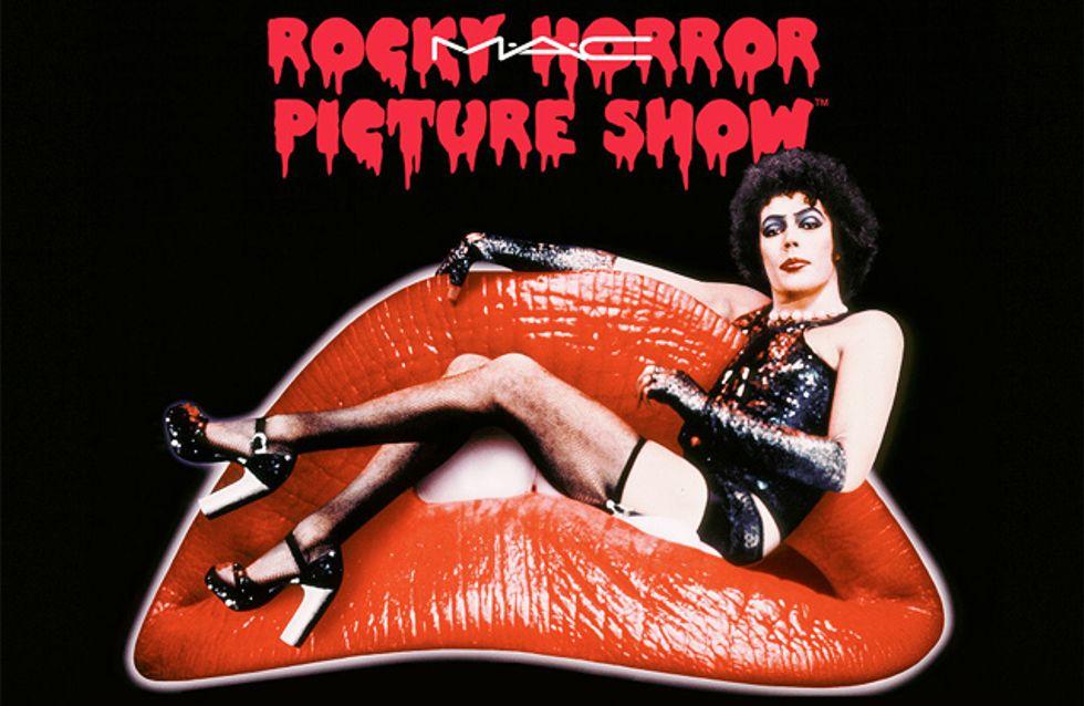 Rocky Horror Picture Show: MAC celebra i 40 anni del film con una collezione imperdibile