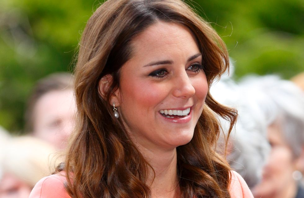 "Kate Middleton appellera-t-elle sa fille ""Diana"" ?"