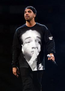 Drake en concert.