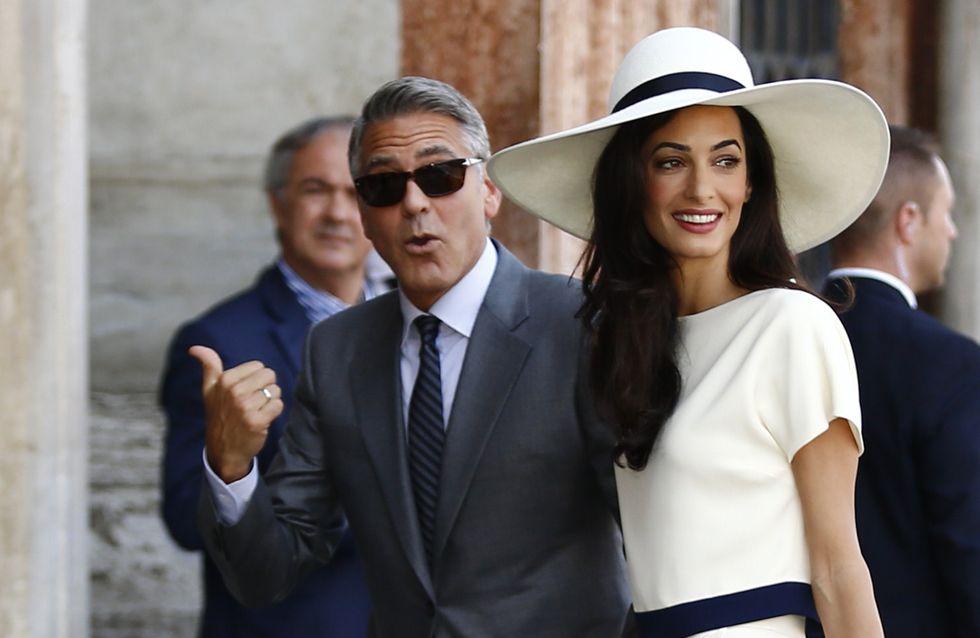 George Clooney et Amal Alamuddin : Une incroyable facture pour un incroyable mariage