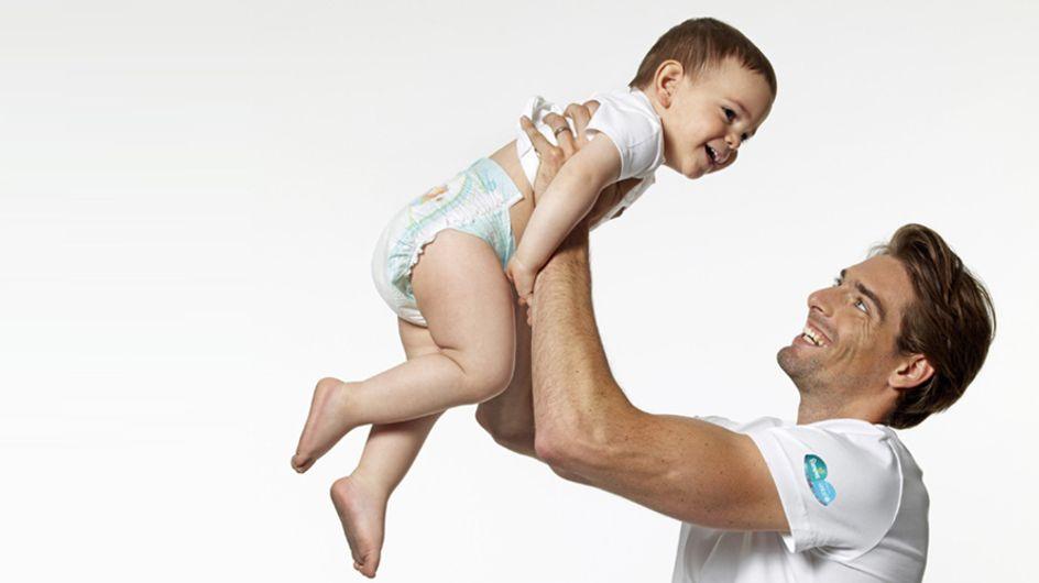 Vous vous souvenez du premier sourire de votre bébé ?