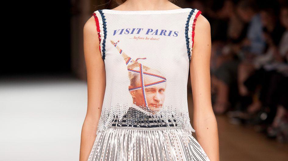 #WTF : Poutine s'invite sur les podiums de la Fashion Week