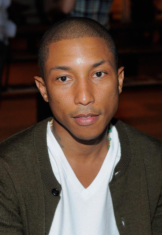 Pharrelle Williams.