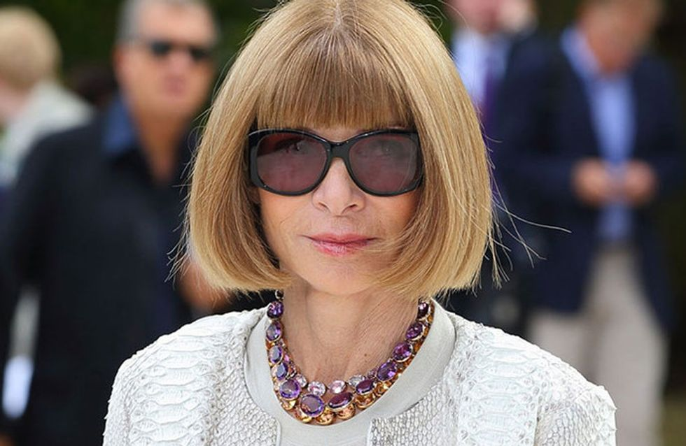Wednesday Wisdom From Anna Wintour: Quotes and Lessons Every Woman Can Learn From