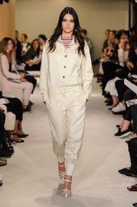Kendall Jenner pour Sonia Rykiel