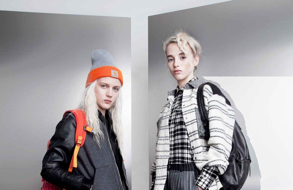 Urban Outfitters joue sur le thème androgyne