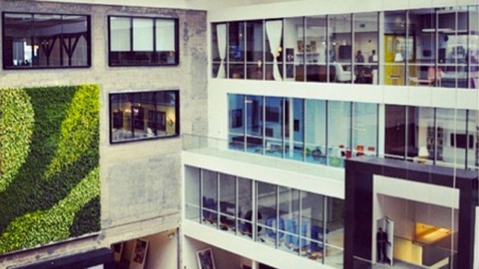 Les plus beaux bureaux du monde