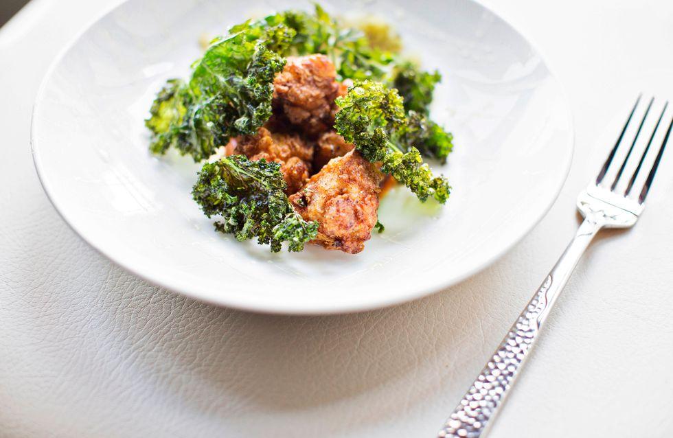 On adopte le kale, l'astuce minceur des célébrités !