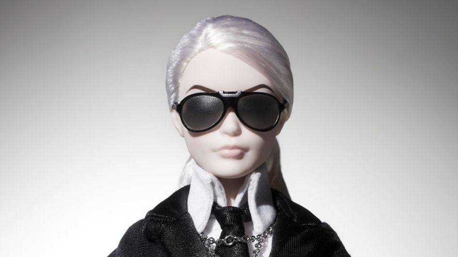 La Barbie® Karl Lagerfeld est déjà en rupture de stock